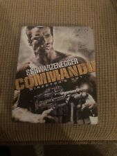 Commando Directors cut Blu-ray Steelbook  - Best Buy exclusive