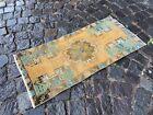 Doormats, Turkish rug, Vintage rug, Handmade rug, Small rug | 1,4 x 3,1 ft