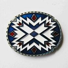 * Native American Southwest Indianer Indian schmuck Buckle Gürtelschnalle * 576
