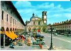 Cartolina Vigevano Piazza Ducale e Duomo 1972 (R167)
