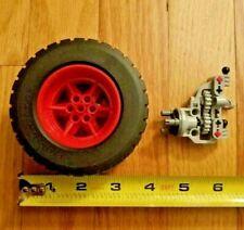 LEGO 1x Steering Wheel Portal with hub, gear, supports big wheel new OEM parts