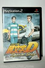 INITIAL D SPECIAL STAGE GIOCO USATO SONY PS2 ED GIAPPONESE JAPAN NTSC/J 37330
