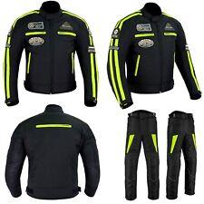 Motorcycle Motorbike Suit Bike Rider Clothing Suits Waterproof Thermal Armours