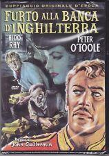 Dvd **FURTO ALLA BANCA D'INGHILTERRA** con Peter O'Toole nuovo 1960