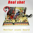 """Universal Real Shot Arcade Monitor Scans Board Chassis Part for 25"""" 27"""" 29"""" CRT"""