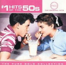 #1 Hits of the 50's The Pure Gold Collection Audio CD (Elvis Presley & Others)