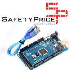 MEGA 2560 R3 REV3 ATmega2560 16U2 MEGA2560 + USB 100% COMPATIBLE con ARDUINO