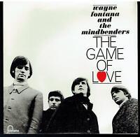 "WAYNE FONTANA & THE MINDBENDERS - The Game Of Love - 1965 UK 4-track 7"" mono EP"