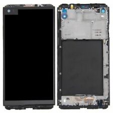 DISPLAY LCD+TOUCH SCREEN +FRAME LG per V20 H990 VS995 LS997 NERO VETRO SCHERMO