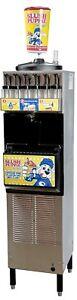 10-F Slush Puppie Machine Original Granita Smoothie Icee 60 Day Warranty
