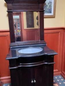Schots emporium vanity was new $2,400 never been used didnt fit