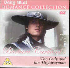 Barbara Cartland's THE LADY AND THE HIGHWAYMAN - - - - - DVD - - - - -