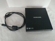 SAMSUNG USB 2.0 Slim External DVD Writer Model SE-S084 Model Year 2009