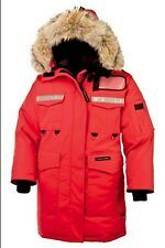 Brand New Canada Goose Resolute Parka - Men's Size XL - Red - Retail 1295$