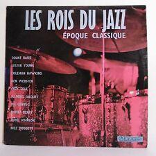 """333T LES ROIS DU JAZZ Vinyle LP 12"""" EPOQUE CLASSIQUE - MUSIDISC 969 Frais Reduit"""