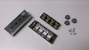 Rebuild Service For Power Window Switch 65 66 67 68 Plymouth Dodge Chrysler