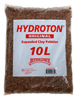 Mother Earth Hydroton Original Clay Pebbles - 10 Liter <br/> Lightweight Expanded Clay Aggregate