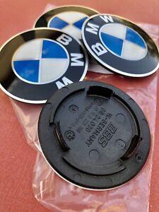 Mitte für Räder Caches BMW E30 E28 E34 Z1 E23 E24 Bbs Original 36132225190