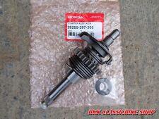 NOS HONDA GL100 CG125 JX110 JX125 SS1 Kick Starter Spindle spring  28200-397-305