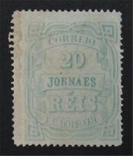 Nystamps Brasilien Stempel # p20 postfrisch OG H $70 s17x312