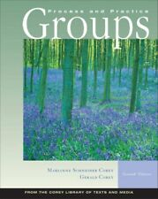 Groups: Process and Practice (with InfoTrac) (Avai