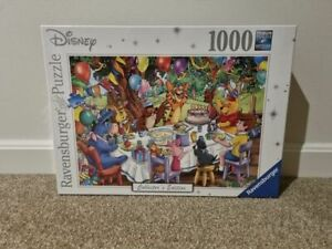 Ravensburger Disney Collector's Edition Winnie The Pooh 1000 Piece Jigsaw Puzzle