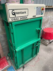 Compactor for Waste Plastic / Carboard / Textiles etc 240v