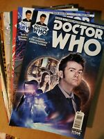 DOCTOR WHO  YEAR TWO TENTH DOCTOR  20 Book Lot #'s 3-17 (Missing 6 & 9)  (S455)