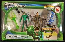 Mattel Green Lantern Movie Test Pilot Pack Exclusive Action Figure 2-Pack
