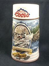 COORS STEIN, Rocky Mountain Legend Series, 1992, Collectible