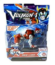 Red Lion Voltron Legendary Defender Action Figure MOC New 2017 Playmates Netflix