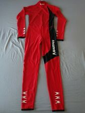 madshus 1 piece skinsuit ski suit sprintanzung langlaufanzug cross country