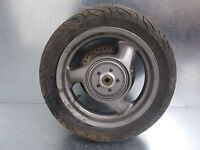 PEUGEOT ELYSEO FRONT WHEEL WITH TYRE 120-70-12