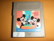 MICKEY NO CINDERELLA JYO MYSTERY TOUR Tokyo Disneyland Nintendo GAME BOY GB