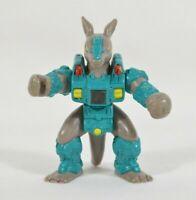 Original 1987 Battle Beasts Kickback Kangaroo Hasbro Takara Mini Action Figure