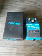 Boss BD-2 Blues Driver Pedal Distortion and Overdrive Guitar Effect Pedal