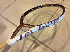 "nCode W5 Divine IrisTennis Racket 4 3/8"" Grip 111sq"" Head Size Wilson Racquet"