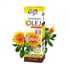 Safflower NATURAL 50ml cold pressed 100% BIO - olej krokoszowy FREE SHIPPING