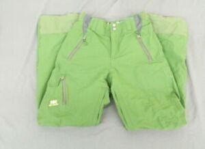 Helly Hansen Helly Tech XP Waterproof Breathable Shell Pants Green Women's XS