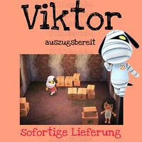 Animal Crossing: New Horizons Viktor/Lucky
