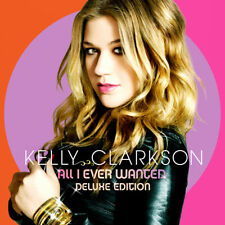Kelly Clarkson - All I Ever Wanted - CD & DVD