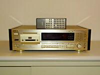 Sony DTC-77ES High-End DAT-Recorder Champagner, FB, generalüberholt 2J. Garantie