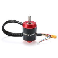 Racerstar 5065 BRH5065 200KV 6-12S Brushless Motor Red Without Gear For Balancin