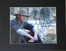 Jude Law - Cold Mountain - Signed Photo mounted with COA
