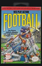 NES Play Action Football Game - New in Box! - Original Nintendo System NIB