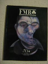FMR rivista  n. 34 - Giugno Luglio 1985