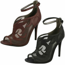 Anne Michelle Synthetic Slim Heels for Women