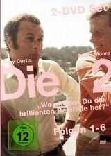 DIE 2, Folgen 1-6 (Tony Curtis, Roger Moore) 2 DVDs NEU+OVP