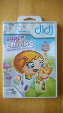 LeapFrog Didj Custom Learning Game Super Chicks