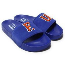 PUMA Fenty Rihanna Leadcat FU Blue Womens Slides Ladies Fashion Sandals